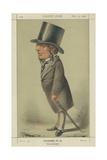 Mr Acton Smee Ayrton Giclee Print by Carlo Pellegrini