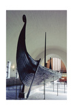 The Oseberg Ship Giclee Print