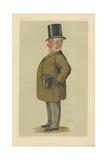Mr Matthew Dawson Giclee Print by Liborio Prosperi