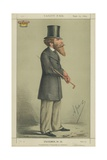The Duke of Abercorn Giclee Print by Carlo Pellegrini
