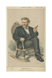 General Ulysses S Grant Giclee Print by Edward Frederick Brewtnall