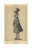Lord Enfield Giclee Print by Adriano Cecioni