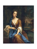 Portrait of Dorothy Brudenell, Countess of Westmoreland Giclee Print by Michael Dahl