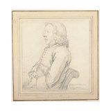 Portrait of Charles Bridgeman Giclee Print by Sir James Thornhill
