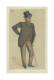 The Earl of Abergavenny Giclee Print by Carlo Pellegrini