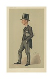 Mr Herbert Henry Asquith Giclee Print by Sir Leslie Ward