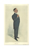 Mr S Ernest Palmer Giclee Print by Sir Samuel Luke Fildes