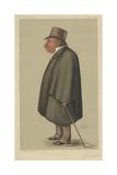 Mr John Corlett Giclee Print by Liborio Prosperi