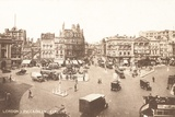 Piccadilly Circus Photographic Print