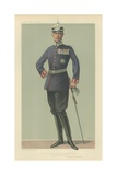 Hrh the Crown Prince of Germany Giclee Print by Jean Baptiste Guth