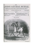 Cover of the London Saturday Journal Giclee Print