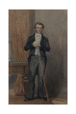 Groom of Chambers Giclee Print by William Henry Hunt