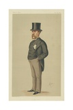 The Right Honourable William Patrick Adam Giclee Print by Carlo Pellegrini