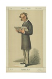 Lord Robert Montagu Giclee Print by Carlo Pellegrini