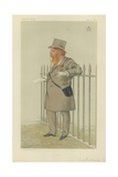 Lord Frederic Gough-Calthorpe Giclee Print by Sir Leslie Ward