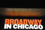 Broadway Sign in Chicago Photographic Print