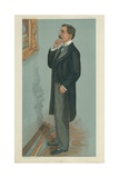 Mr George Denison Faber Giclee Print by Henry Charles Seppings Wright