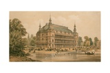 Concert Hall at the Royal Surrey Gardens Giclee Print