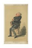 Mr Alexander William Kinglake Giclee Print by Adriano Cecioni
