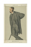 Mr Matthew Arnold Giclee Print by James Tissot