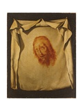 The Veil of Saint Veronica Giclee Print by Francisco de Zurbarán
