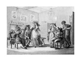 The Village Ale-House, Engraved by Joseph Grozer, 1787 Giclee Print by Henry William Bunbury