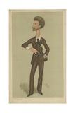 Robert Bontine Cunninghame-Graham Giclee Print by Sir Leslie Ward