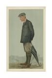 Mr Arthur Campbell Ainger Giclee Print by Sir Leslie Ward