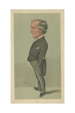 The Right Honourable Herbert Henry Asquith Giclee Print by Sir Leslie Ward