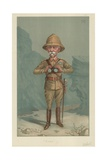 Field Marshal Lord Roberts, Bobs, 21 June 1900, Vanity Fair Cartoon Giclee Print by Sir Leslie Ward
