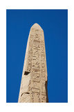 The Obelisk Raised by Tuthmosis II Giclee Print