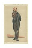 Sir Wilfrid Lawson Giclee Print by Adriano Cecioni