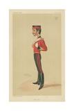 Sir George Arthur Giclee Print by Sir Leslie Ward