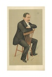 The Earl of Dartmouth Giclee Print by Henry Charles Seppings Wright