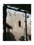 An Interior View of the Palace of the Emir of Argungu on the Kebbi River, One of the Many… Giclee Print