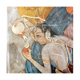 A Detail of a Scene from One of the Legends of Krishna Giclee Print