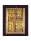 The Inner Compartment of the Reliquary of the True Cross, One of the Richest and Most Elaborate… Giclee Print