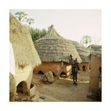 A Miango Village Near Jos Giclee Print