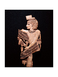 Phoenician Ivory with Egyptian Influence Giclee Print