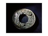 Bronze Trumpet Bell Giclee Print