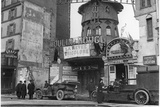 The Moulin Rouge, 1914-18 Photographic Print