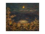 Moonlight Giclee Print by Henri Duhem