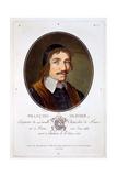 Francois Olivier Seigneur De Leuville, from 'Portraits Des Grands Hommes, Femmes Illustres, Et… Giclee Print by Antoine Louis Francois Sergent-marceau