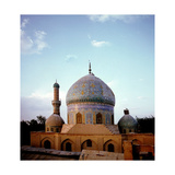 Mosque, Baghdad Giclee Print
