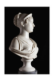 Bust of Empress Marie-Louise Giclee Print by Lorenzo Bartolini