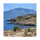 The Ruins of Tipasa, a Small Roman Town in North Africa Which Flourished During the 3rd Century Ad Giclee Print