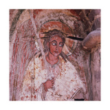 An Angel on the Door of the Debra Berhan (Abbey of Light) Giclee Print