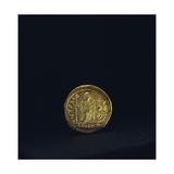 Byzantine Coin Giclee Print