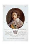 Henri II, Duc De Montmorency Et D'Amville, from 'Portraits Des Grands Hommes, Femmes Illustres,… Giclee Print by Antoine Louis Francois Sergent-marceau