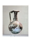 Small Oinochoe with Curled Inward Spout Giclee Print